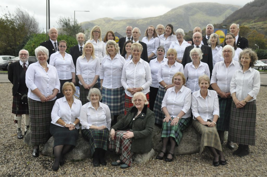 Mull Ladies Gaelic Choir win a hat-trick of awards at the Mòd