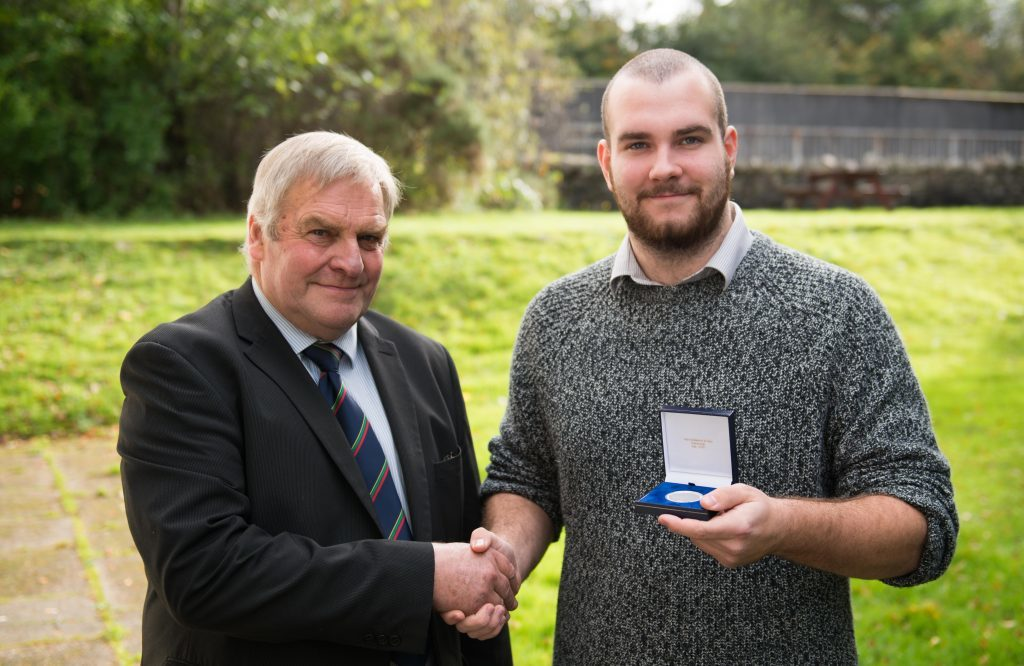Kilchrenan's Ross named Gaelic learner of the year