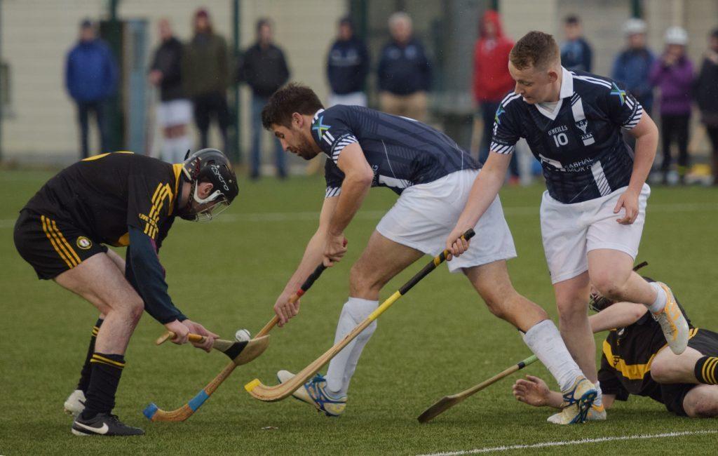 Alba triumph in clash with Irish at Lochaber