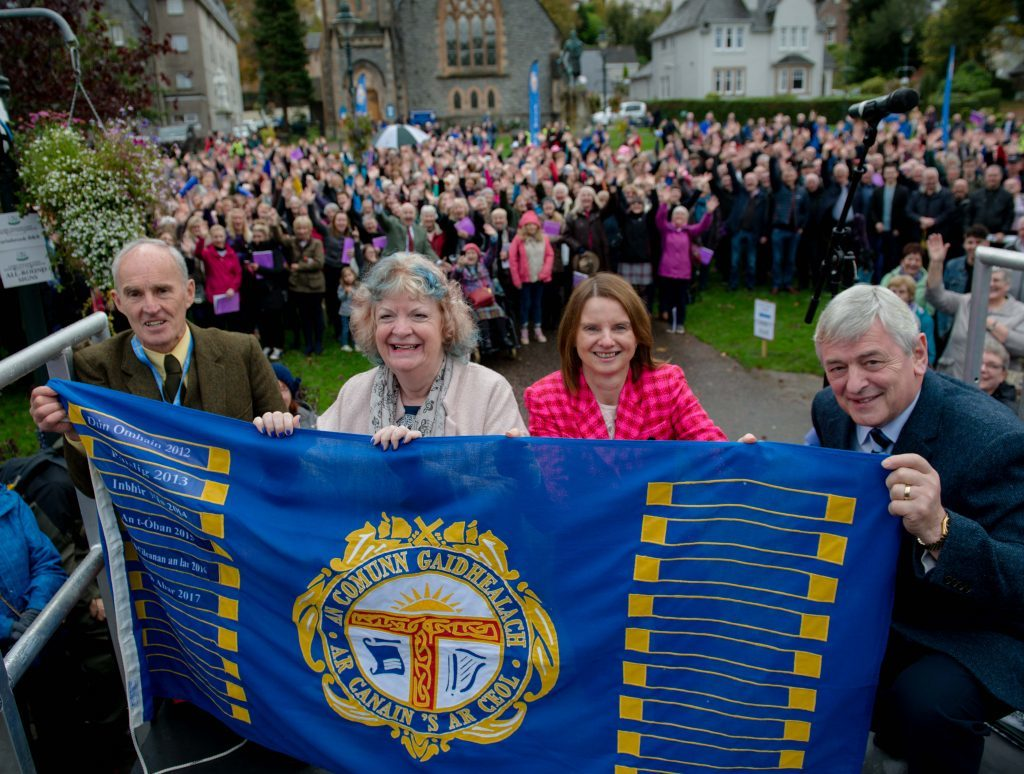 The Royal National Mòd bids farewell to Lochaber