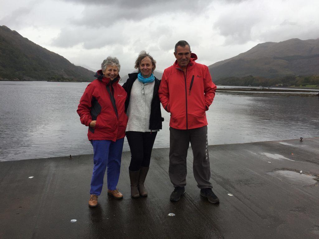 Witness remembers Loch Etive tragedy