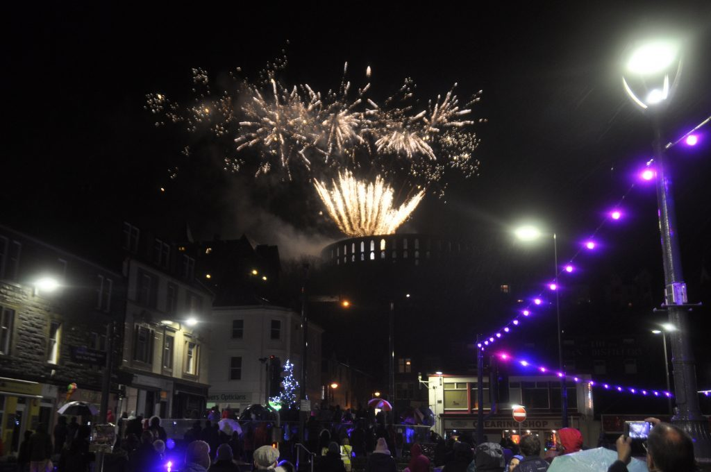 Oban prepares to party ahead of Christmas