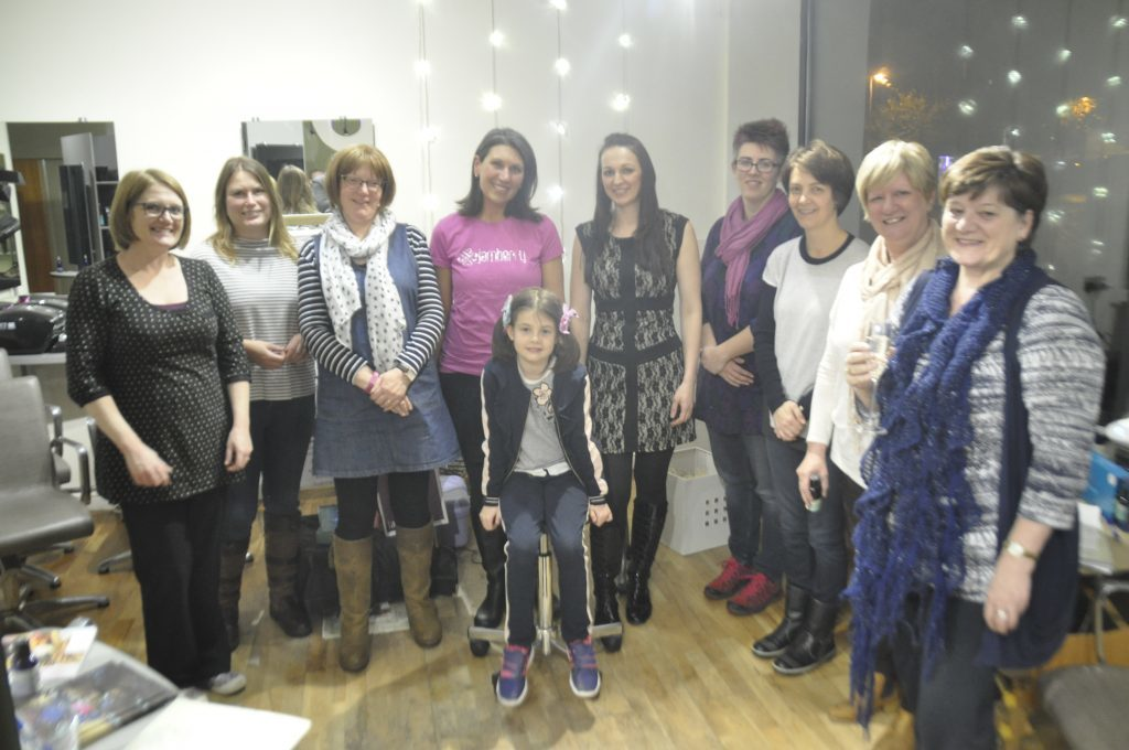Ladies' night raises money for Rockfield Gaelic Unit