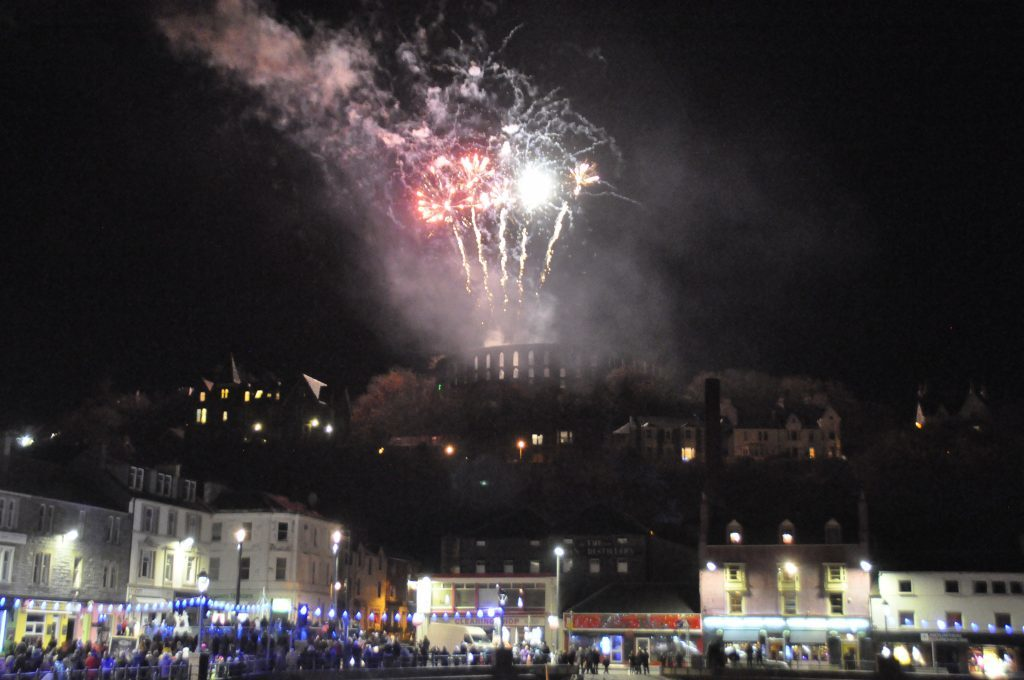 What's on in Oban