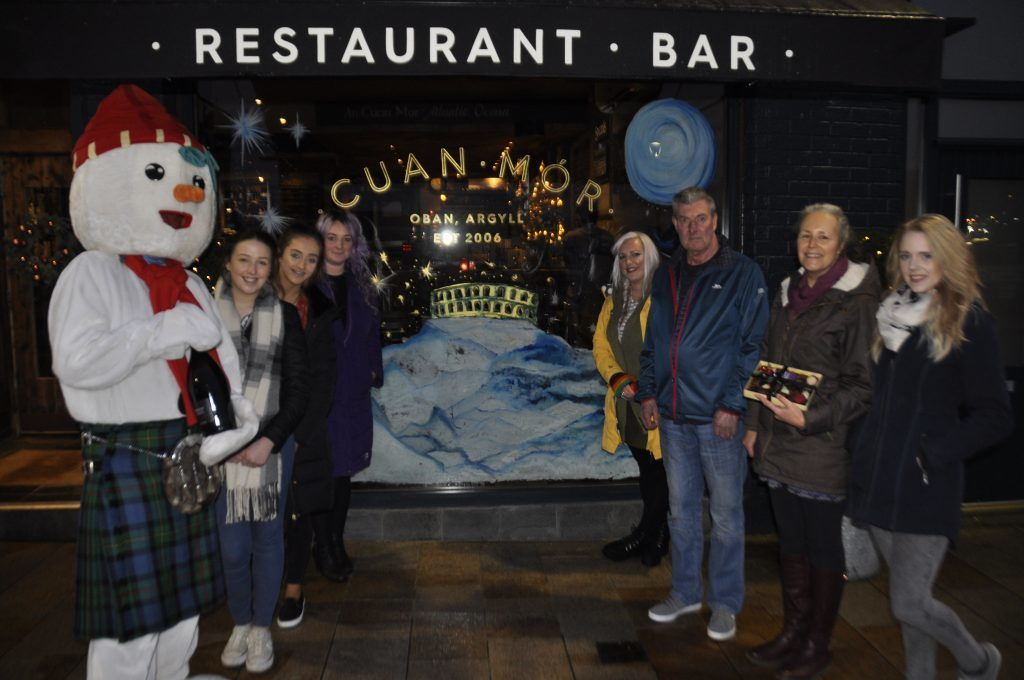 Oban Winter Festival to shimmer and shine