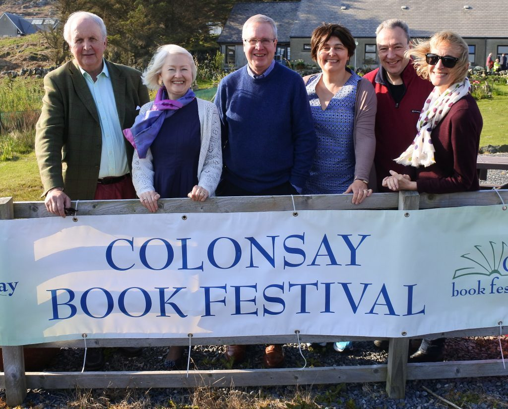 Colonsay Book Festival 2019 line-up announced
