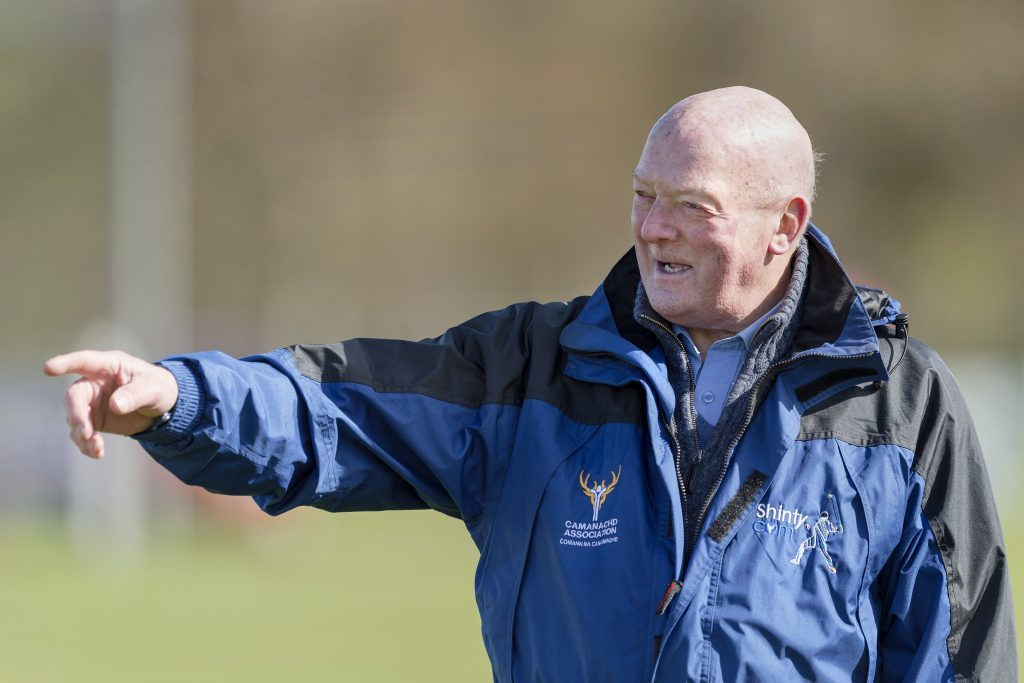 Shinty club campaign to rename road after Billy MacLachlan