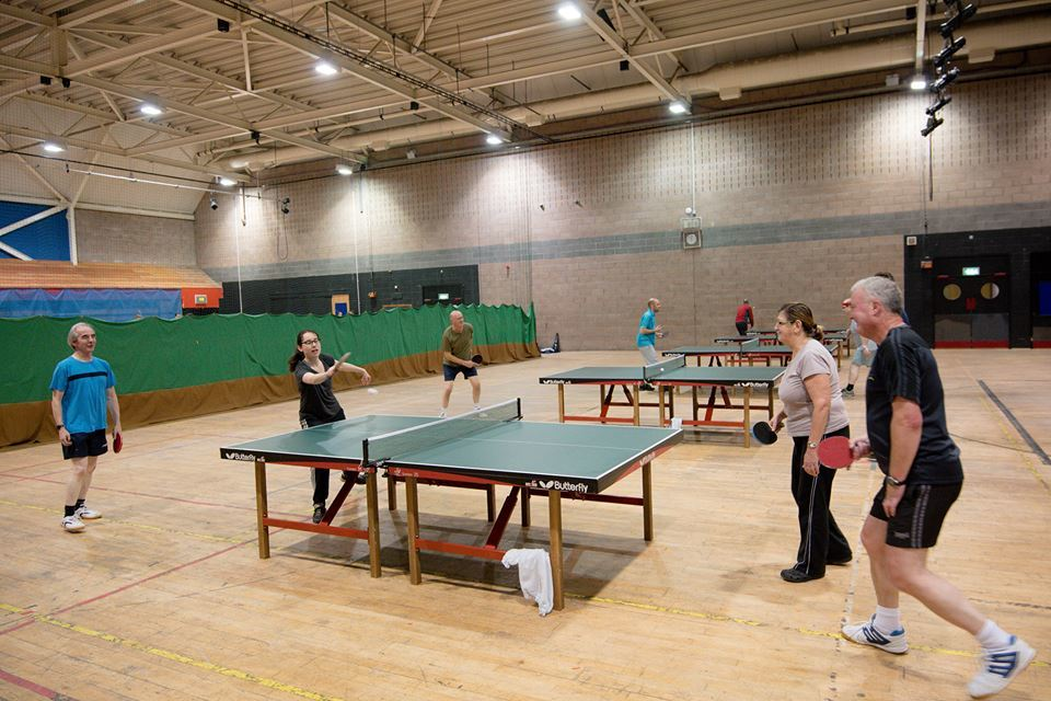 Lochaber Table Tennis League results