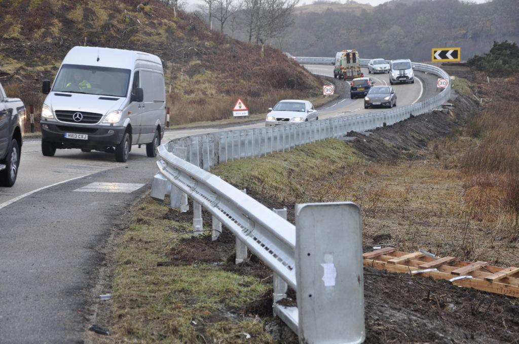 BEAR Scotland responds to traffic light chaos between Oban and Dunbeg