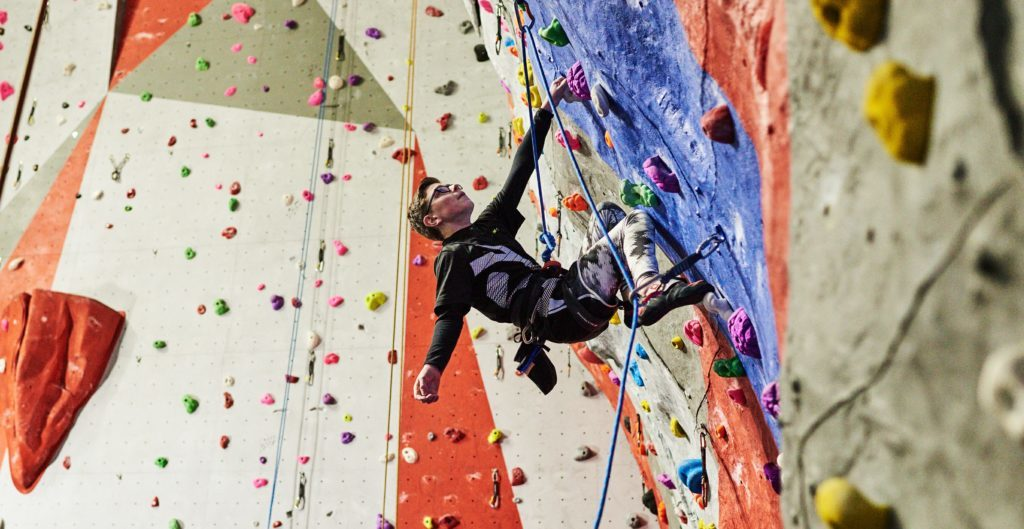 Fort climber sets sights on Scottish squad after regional win