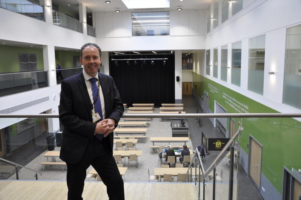 Take a look inside Oban's new £36 million high school