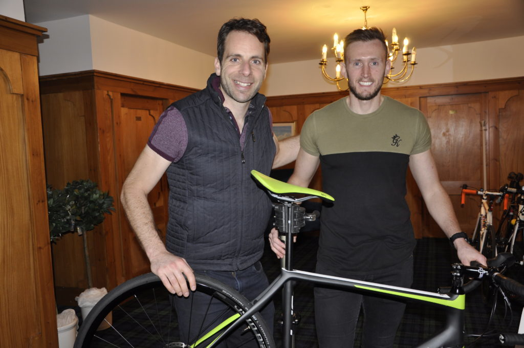 Mark Beaumont says Oban Sportive is toughest he has ridden