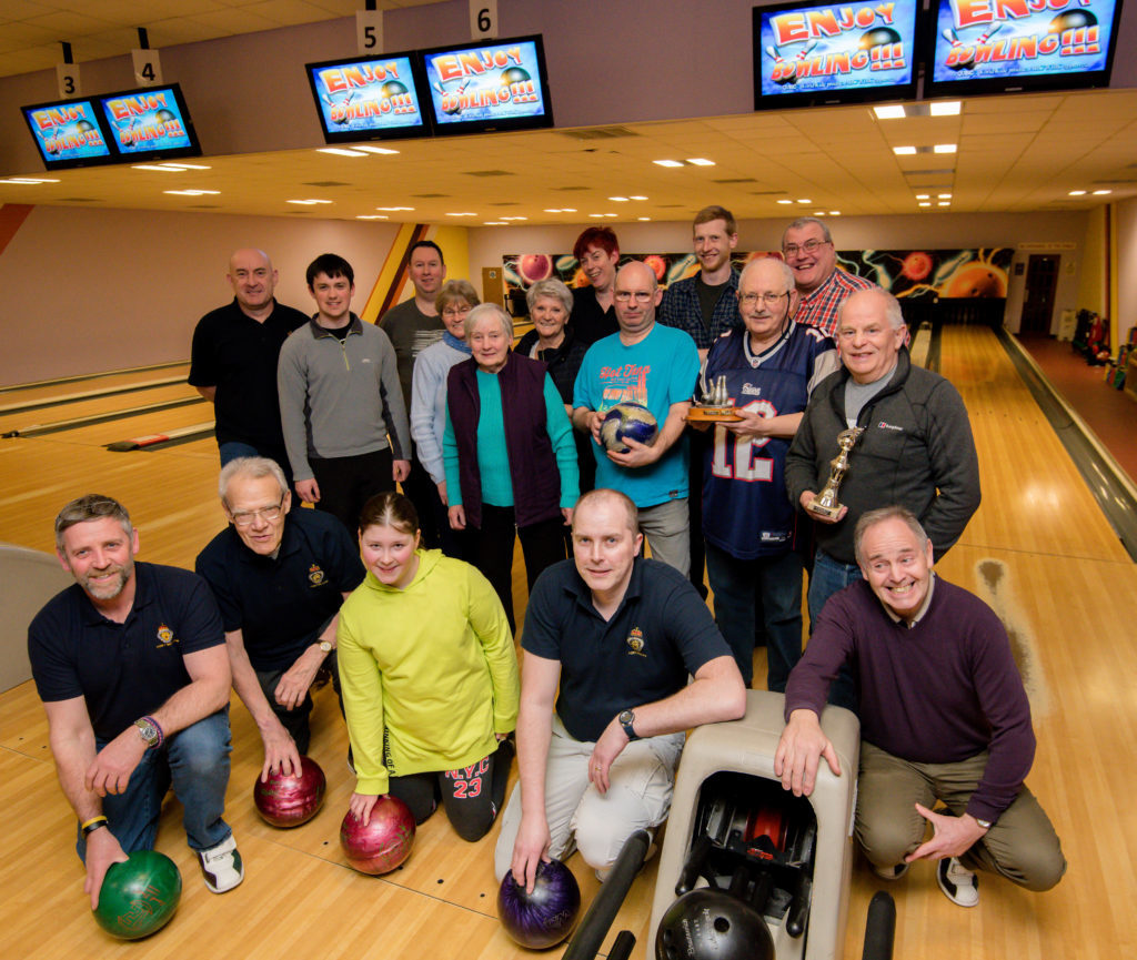 Lochaber 10-pin bowling league results