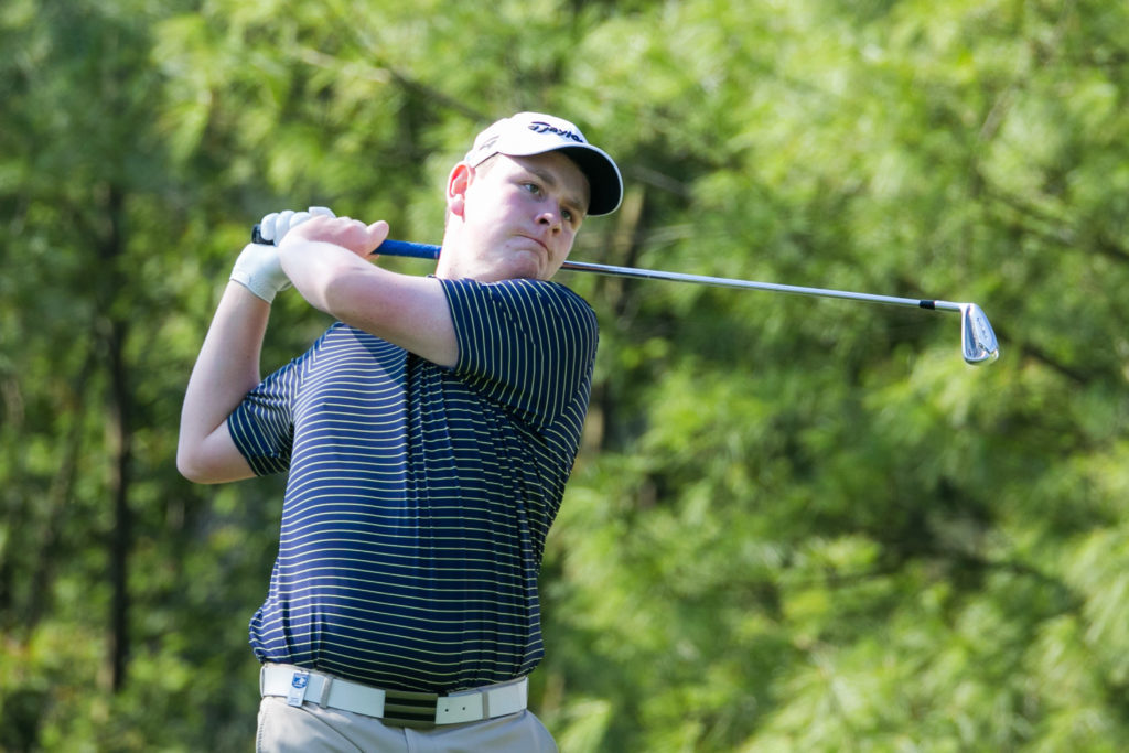 'You have done Oban proud' – Robert MacIntyre finishes second in Denmark