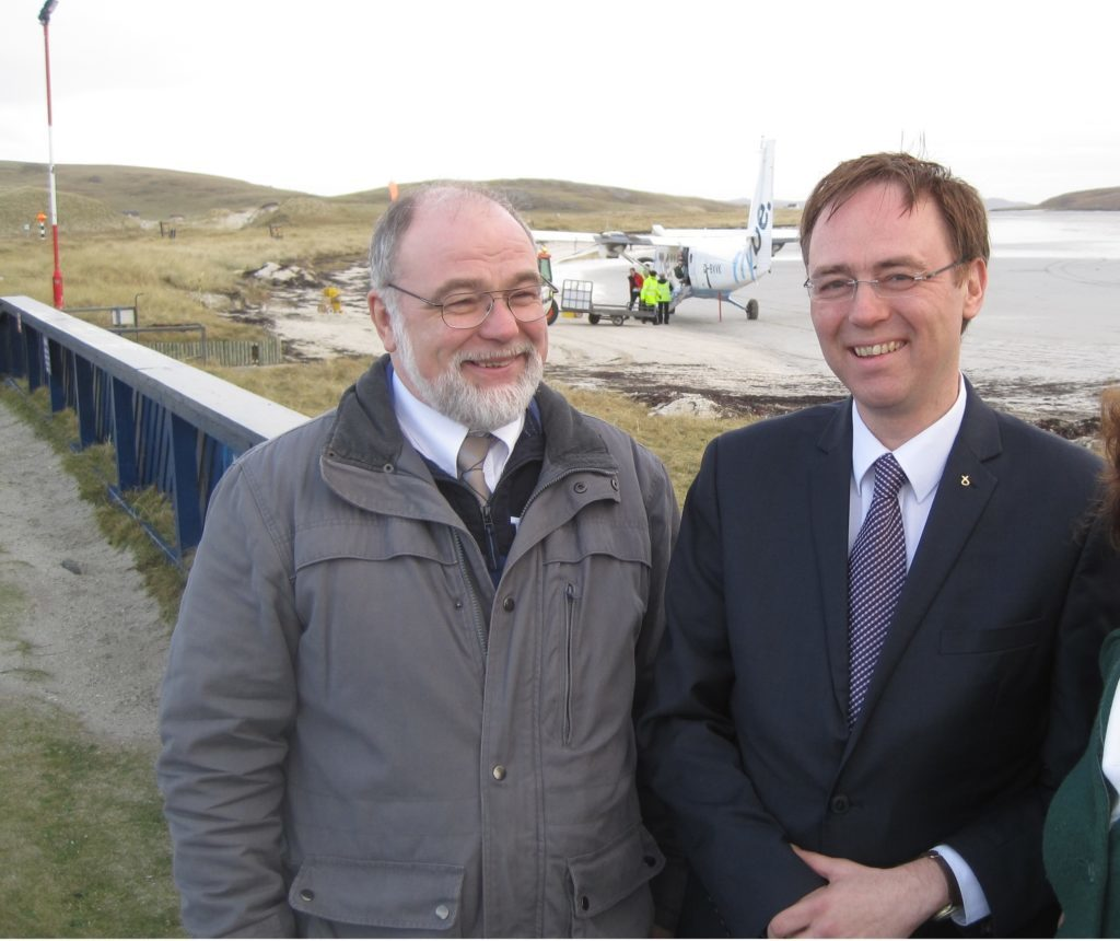 Milestone passed as case for Barra hospital is approved