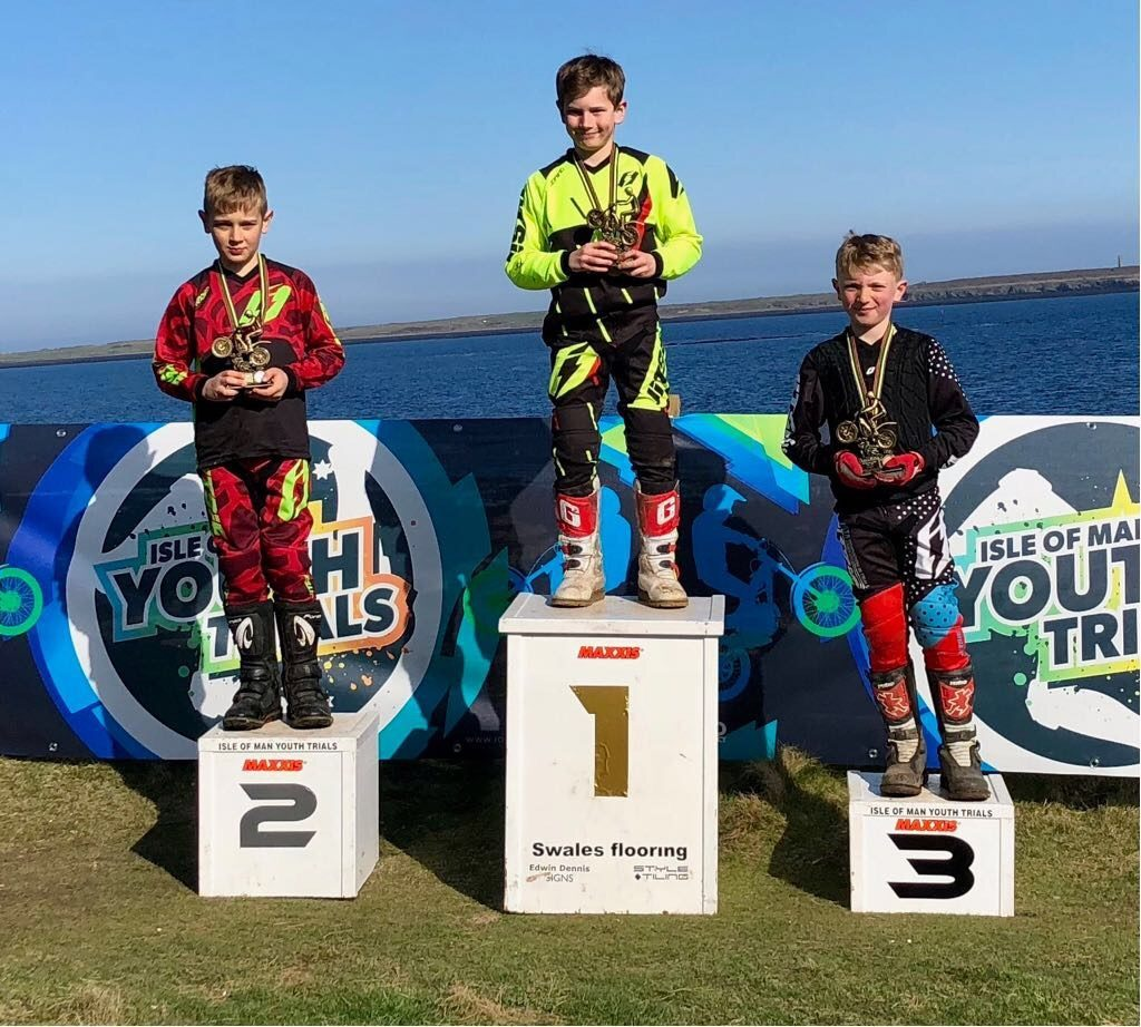 Taynuilt's Euan leads British championship