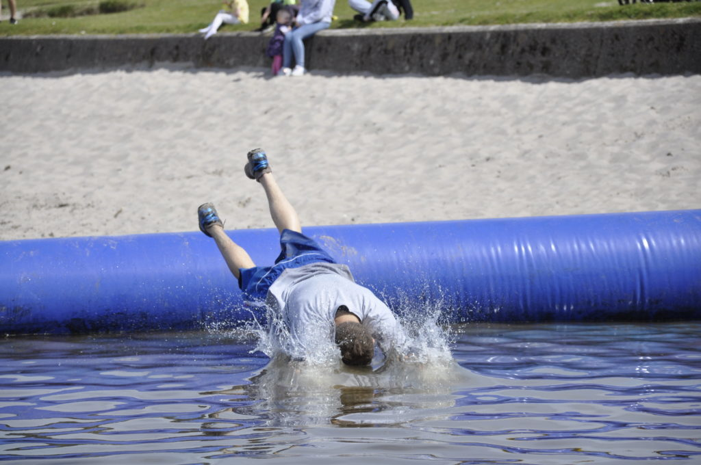 Hundreds take part in Atlantis Leisure's MAD event