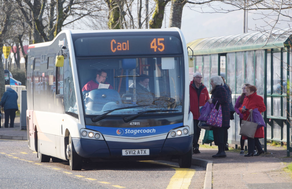 Lochaber bus services debated as Stagecoach end date looms