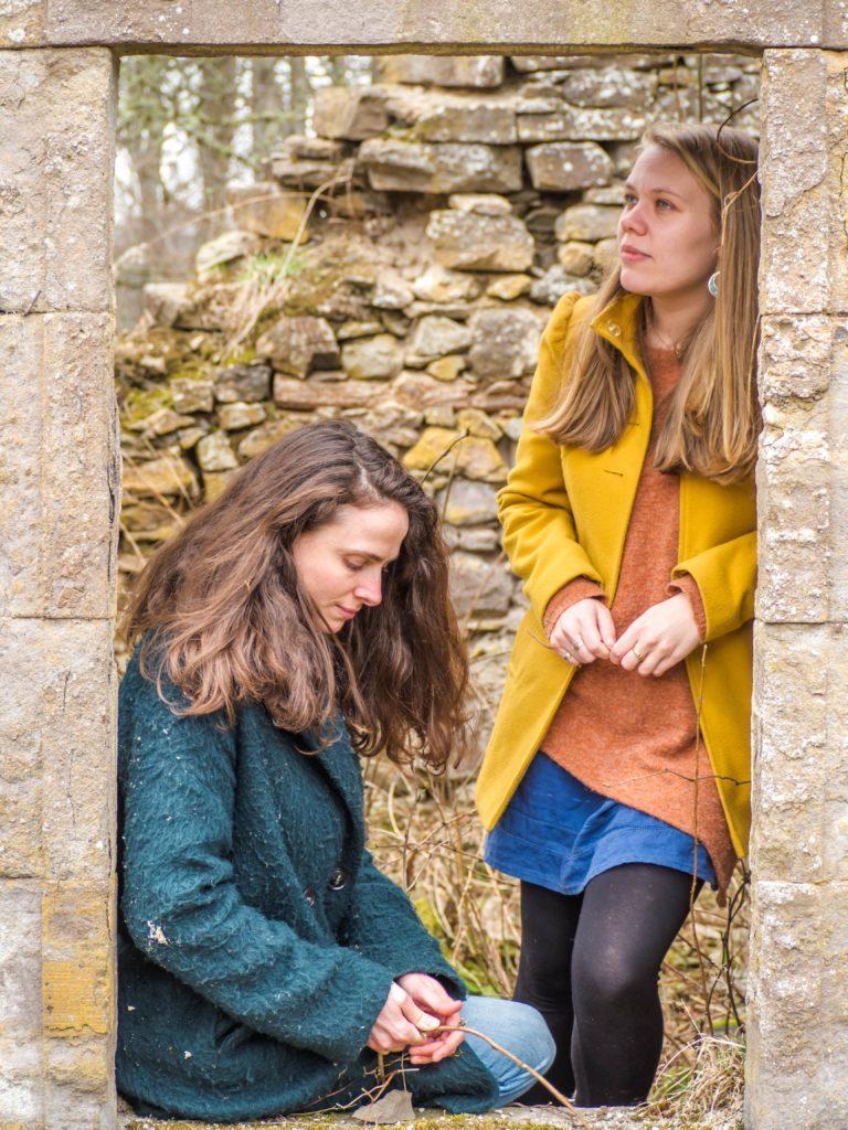 Folk duo Sophie Ramsay and Sarah Smout return to Argyll