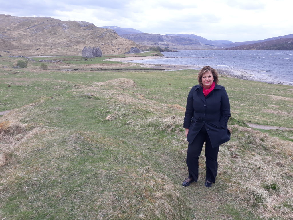 Support for Highlands and Islands natural and cultural assets