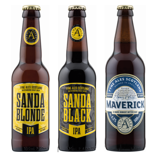 Argyll brewery features in national ale festival