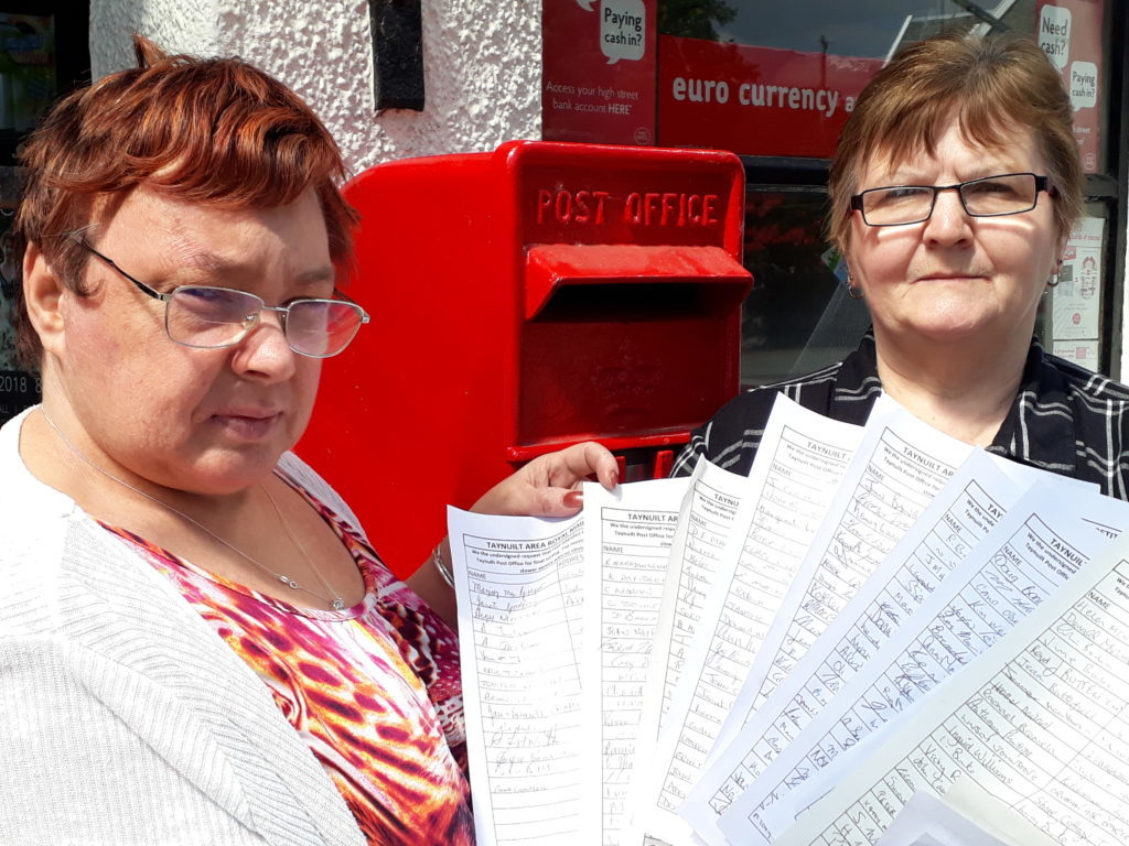 Royal Mail petition gathers community council support