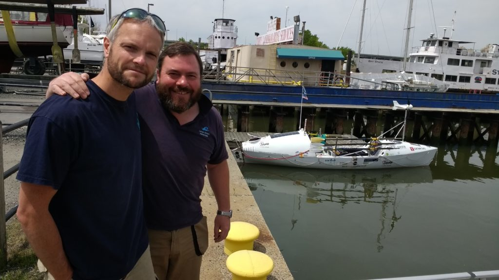 It's all over for NY2SY after harrowing Atlantic rescue