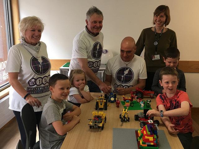 Western Isles has its first Lego Club