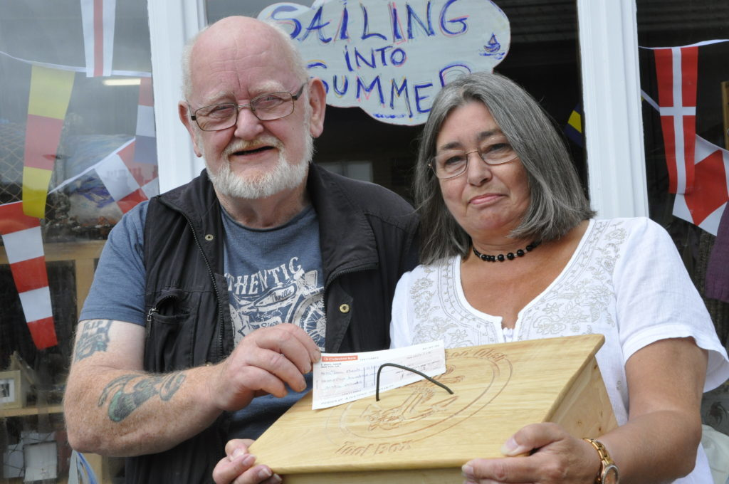 Crafters raise funds for men's shed workshop