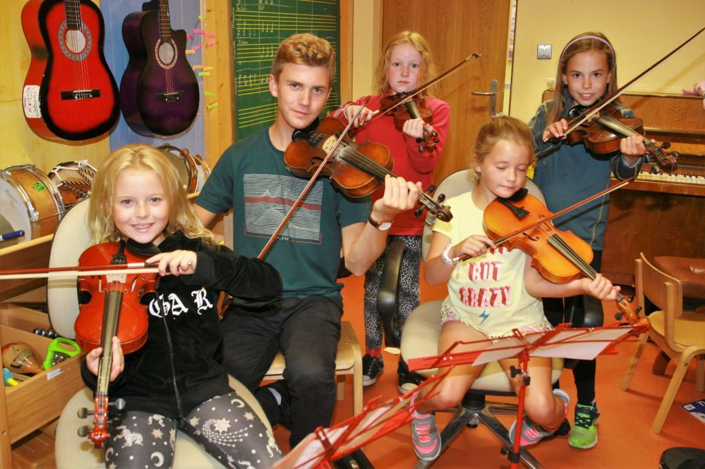 Young musicians from far and wide enjoy Ardnamurchan Fèis