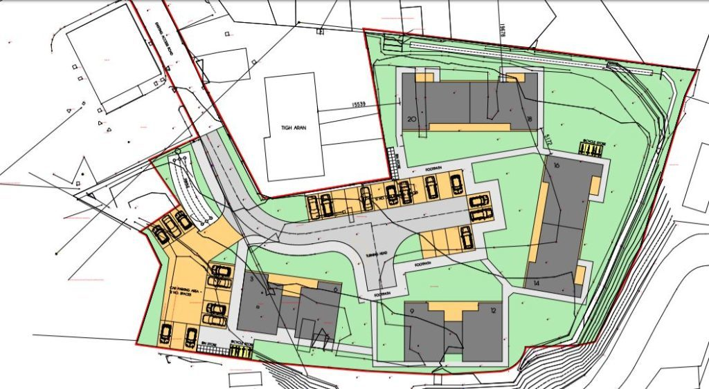 Plans to build 20 houses in Spean await approval