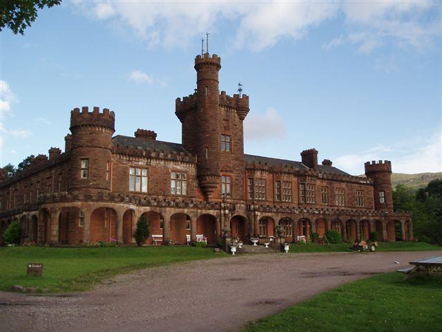 Group seeks views on Kinloch Castle future