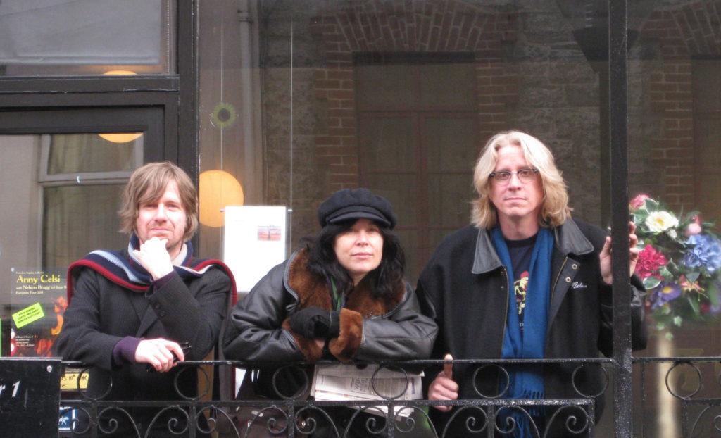 LA music trio head for Luing