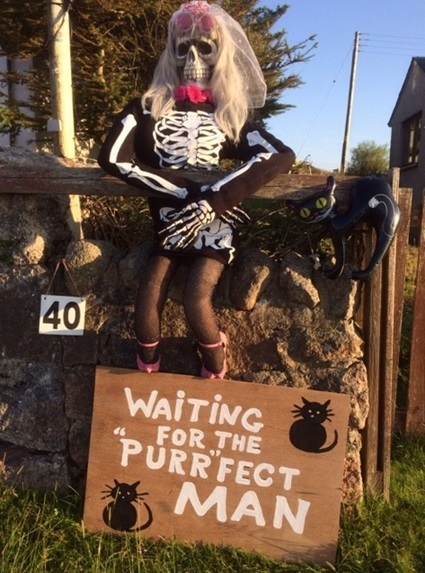 Gala's scarecrow trail could be UK's longest