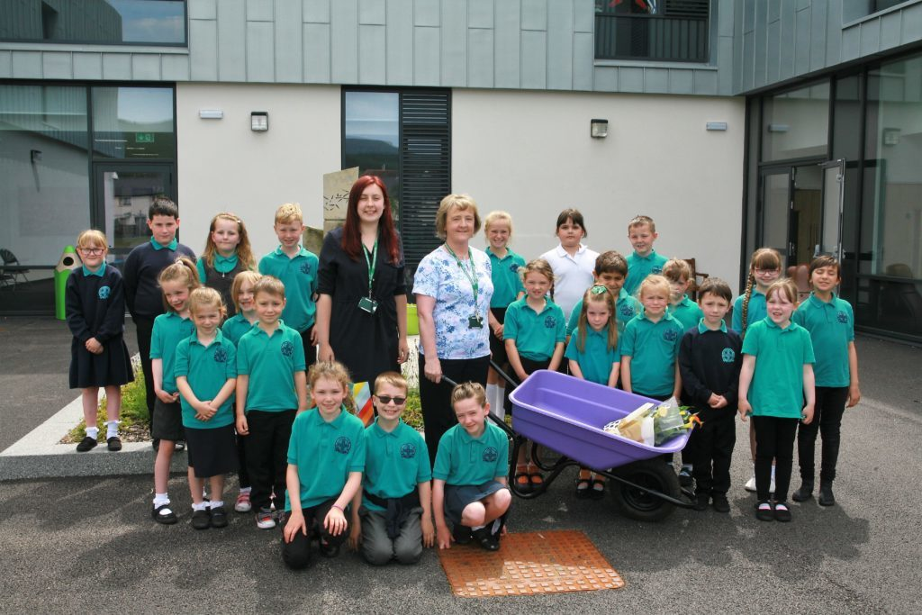 Popular teachers depart from St Columba's Primary   The Oban Times