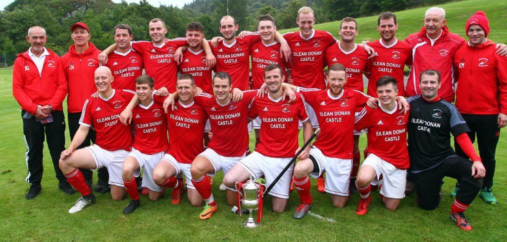 Kinlochshiel lift MacAulay Cup
