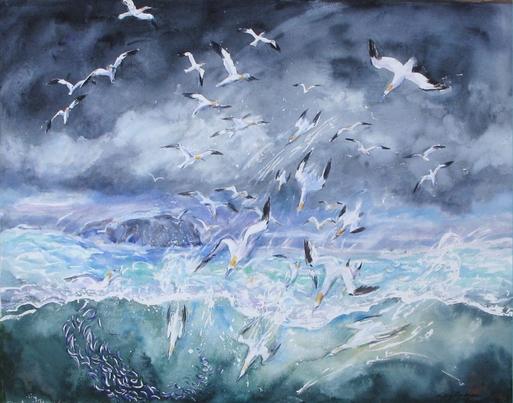 Tayvallich artists open their doors for Argyll art show