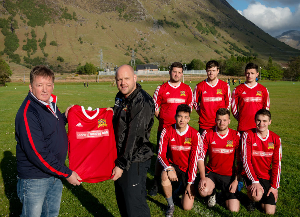 098aa553 Jags to start first women's football team | The Oban Times