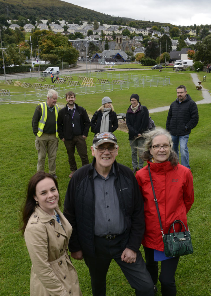 1960s photograph boosts plans for old Fort visitor centre