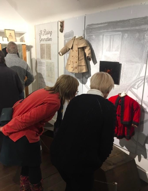 Dunolli museum manager shortlisted for Scottish Heritage Angel Award