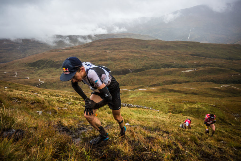 Thrilling first day at Skyrunning World Championships