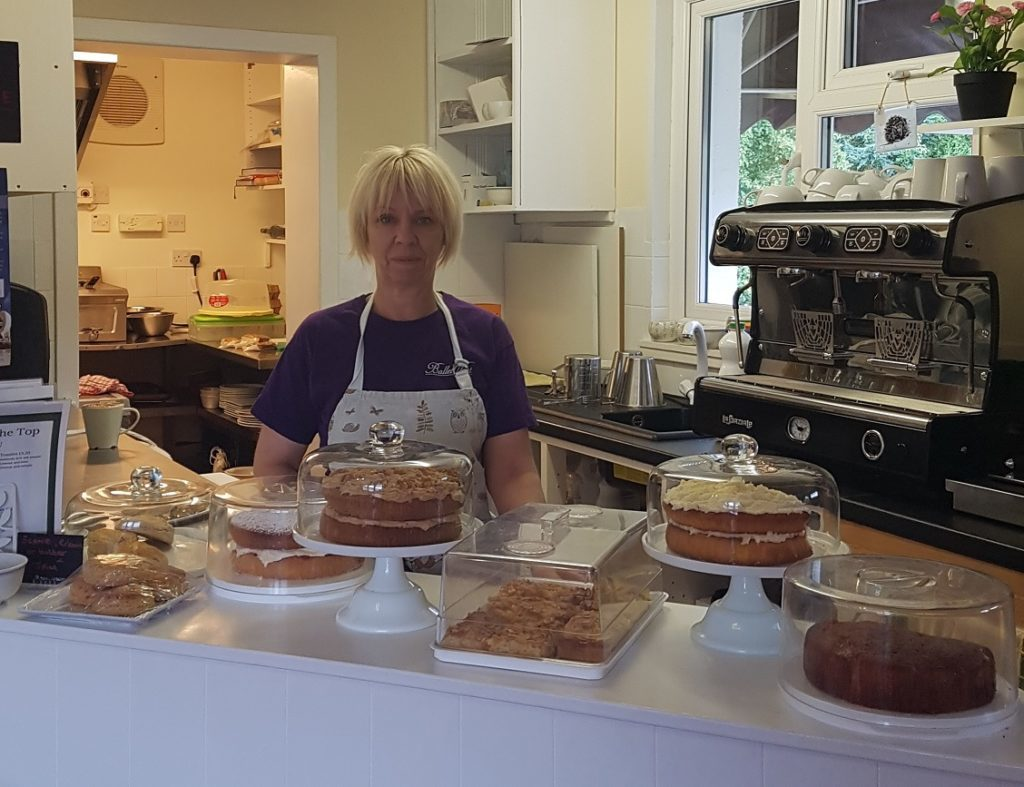 Mum rises to the top with village business