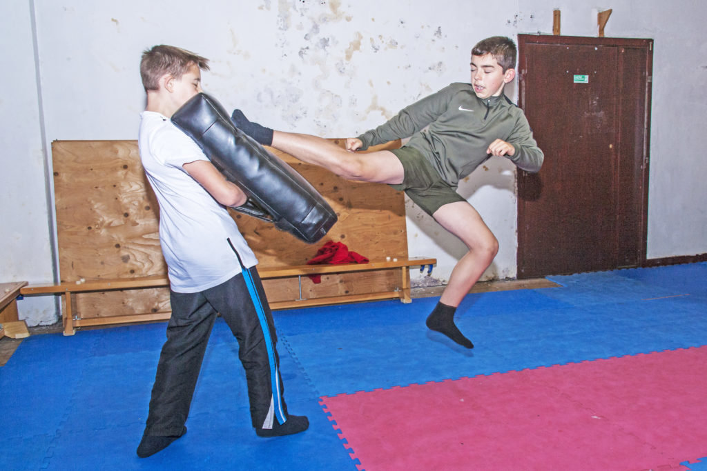 Martial arts with Iain Rodger week 39