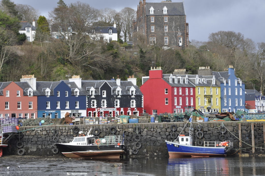 National Islands Plan on Mull and Iona