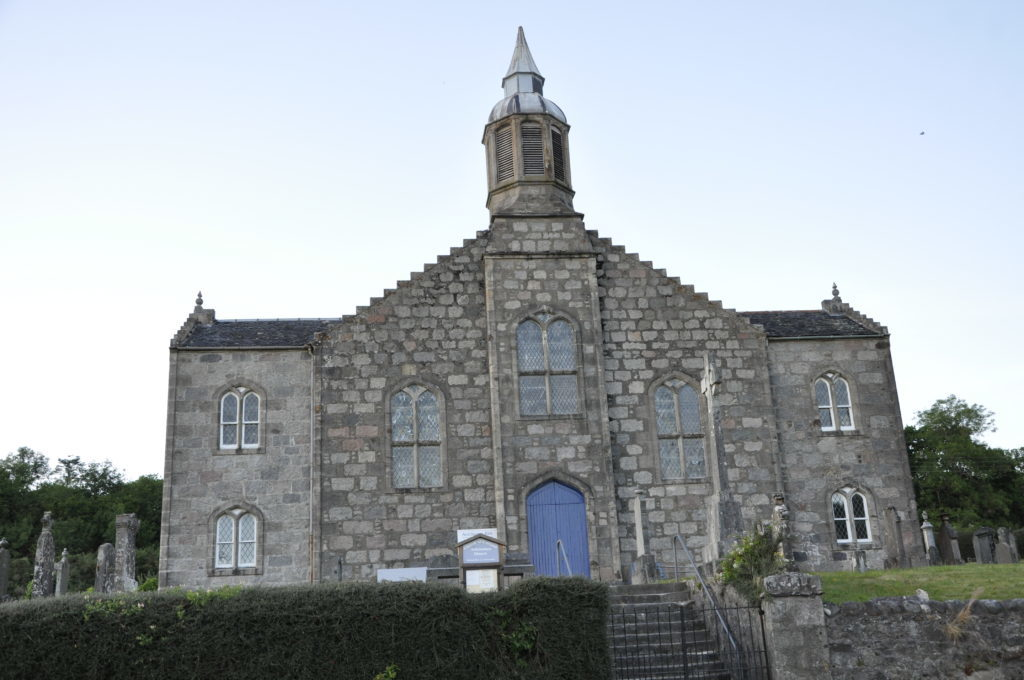 Archatten parish on new mission to remember its fallen