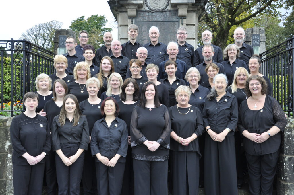 Oban Gaelic Choir's performance at the Mòd is going viral