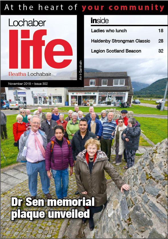 Lochaber Life – November 2018