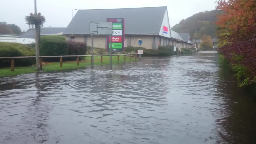 Oban must plan for future flooding, warns MSP