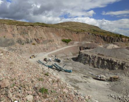 Asphalt plant to relocate from Banavie to Carrs Corner