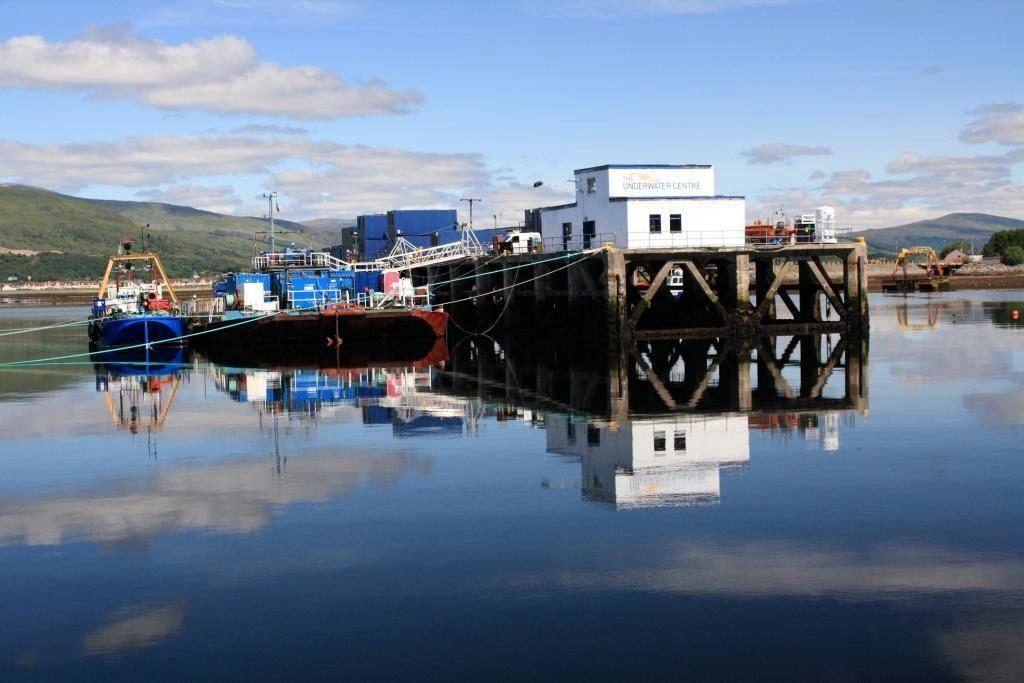 Fort William dive school attracts 'considerable interest'